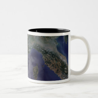 Southern France and Northern Italy Coffee Mugs