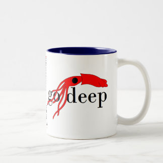 Southern Fried Science Go Deep Coffee Mug