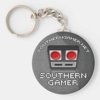 Southern Gamer Keychain