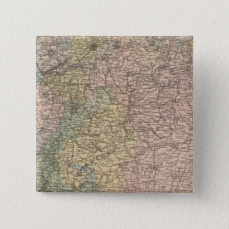Southern Germany 15 Cm Square Badge