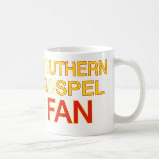 Southern Gospel Fan classic white mug
