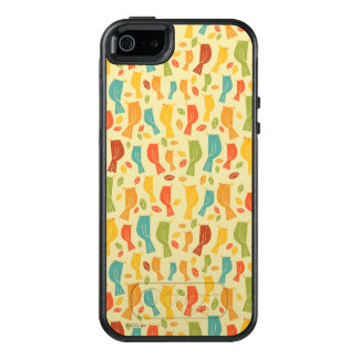 Southern Grammar Chart Bird Pattern OtterBox iPhone 5/5s/SE Case