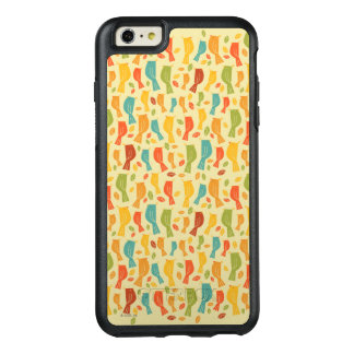 Southern Grammar Chart Bird Pattern OtterBox iPhone 6/6s Plus Case