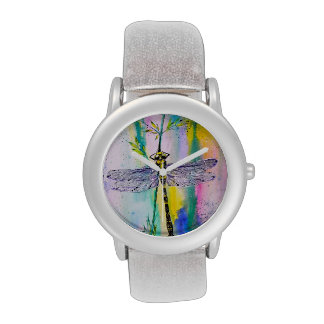 Southern Hawker Dragonfly Wristwatch