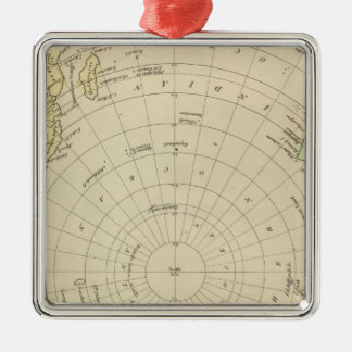 Southern Hemisphere 2 Christmas Ornament