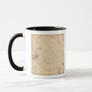 Southern Hemisphere, Antarctica Mug