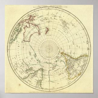 Southern Hemisphere Poster