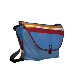 Southern Ice Storm Courier Bag