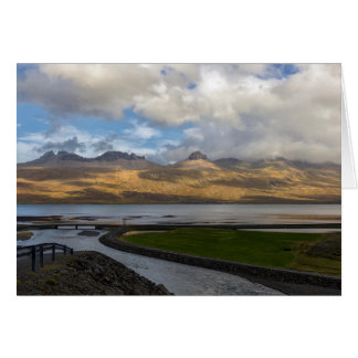 Southern Iceland Card