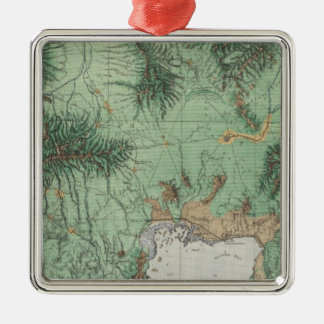 Southern Idaho and Northern Utah 2 Christmas Ornament