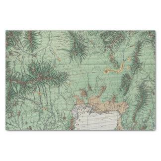 Southern Idaho and Northern Utah 2 Tissue Paper