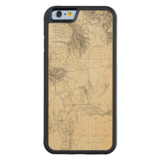 Southern Idaho and Northern Utah Maple iPhone 6 Bumper