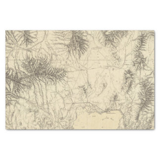 Southern Idaho and Northern Utah Tissue Paper