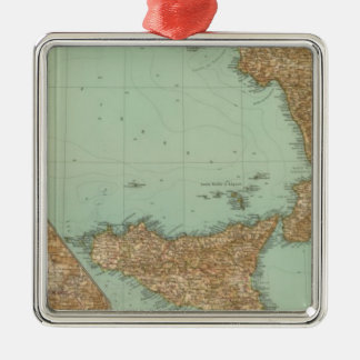 Southern Italy 2729 Christmas Ornament