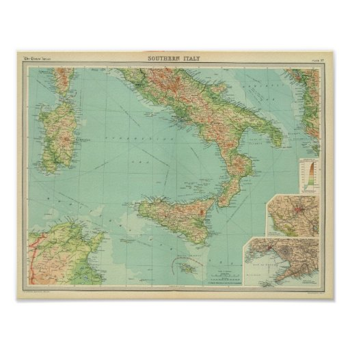 Southern Italy 2 Poster