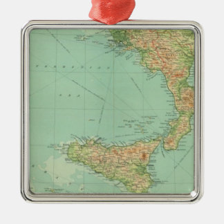 Southern Italy 5 Christmas Ornament