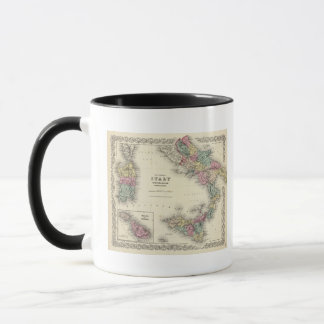 Southern Italy Kingdom Of Naples Mug