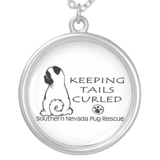 Southern Nevada Pug Rescue Pendant