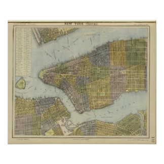 Southern New York City Poster