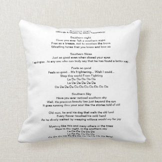 Southern Night Cushion
