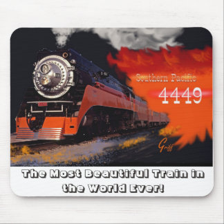 Southern Pacific #4449 Mouse Pad