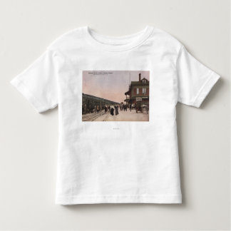Southern Pacific Railroad Station Tshirt