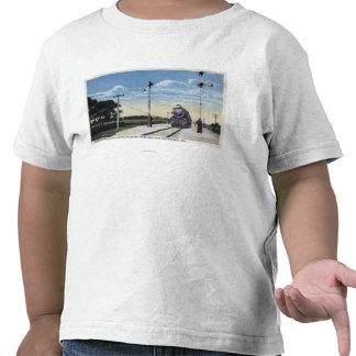 Southern Pacific Railroad to Pajaro Tee Shirts