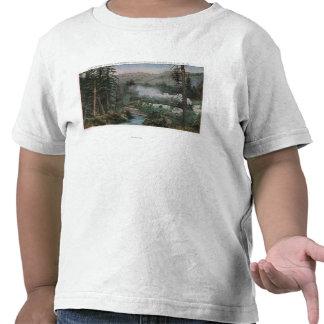 Southern Pacific Railroad Shirts