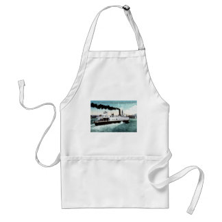 Southern Pacific Steamer Melrose Standard Apron