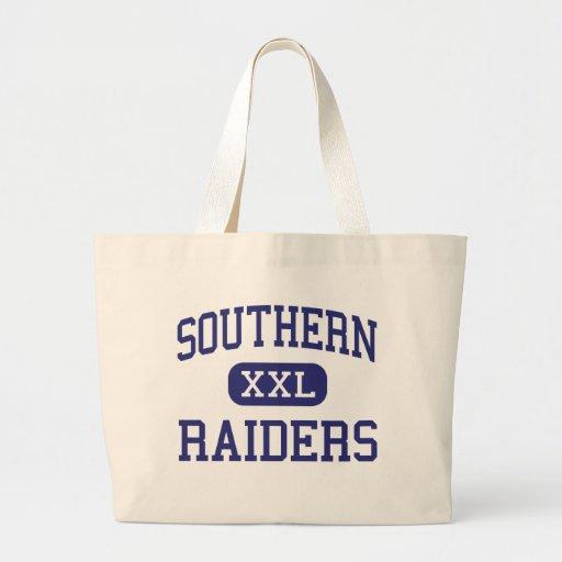 Southern - Raiders - Junior - Media Illinois Tote Bag