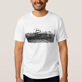 Southern Railway Pacific on Turntable Shirts
