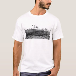 Southern Railway Pacific on Turntable T-Shirt