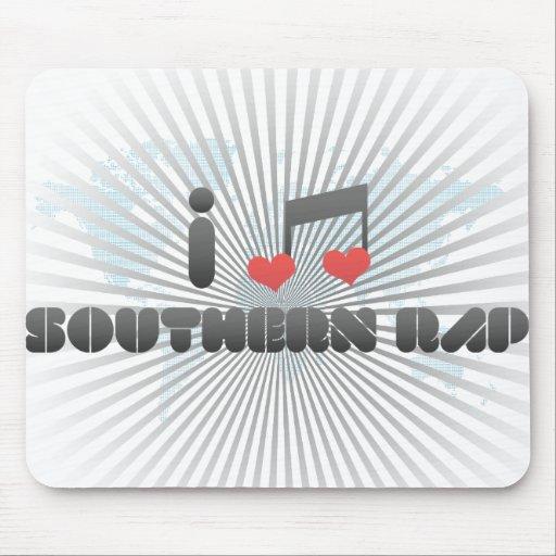 Southern Rap fan Mouse Pads