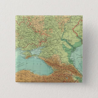 Southern Russia 15 Cm Square Badge