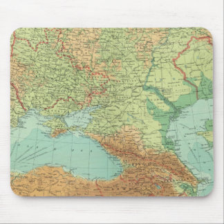Southern Russia Mouse Pad