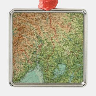 Southern Scandinavia & Denmark Christmas Ornament