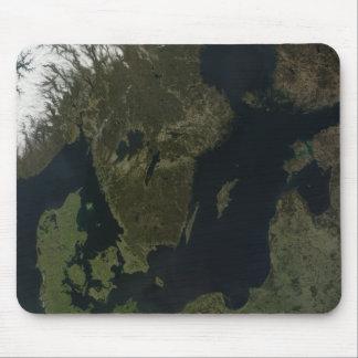 Southern Scandinavia Mouse Mat