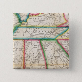 Southern Section of the United States 15 Cm Square Badge