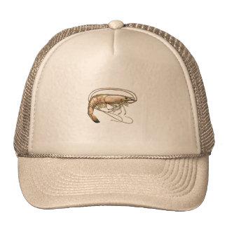 Southern Shrimp Art Cap