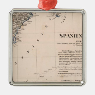 Southern Spain Christmas Ornament