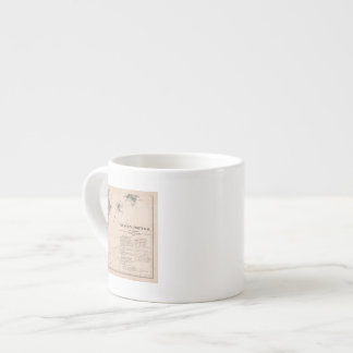 Southern Spain Espresso Cup