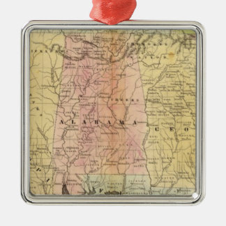 Southern States Christmas Ornament