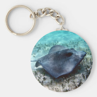 Southern Stingray Key Ring