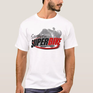 Southern Superbike 'T' shirt front print