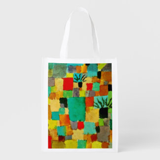 Southern Tunisian Gardens Grocery Bag
