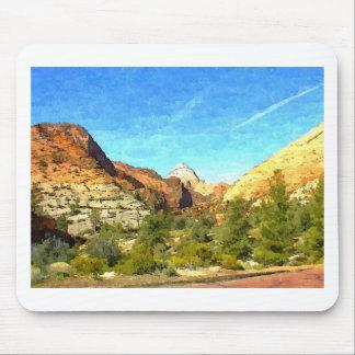 Southern Utah Vista Mouse Pad