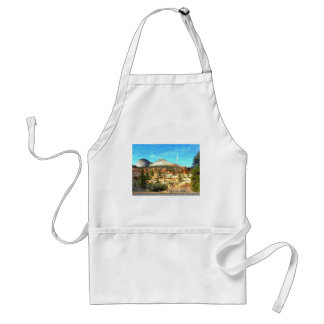 Southern Utah Vista with Red Soil Standard Apron