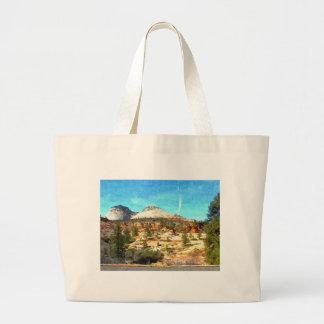 Southern Utah Vista with Red Soil Bag