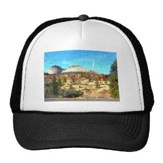 Southern Utah Vista with Red Soil Cap