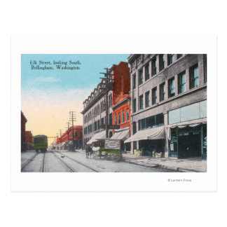 Southern View from Elk Street Postcard